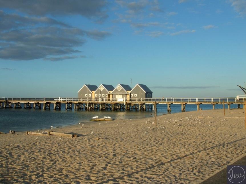 Perth, Australia, Coast, Pier, Wharf